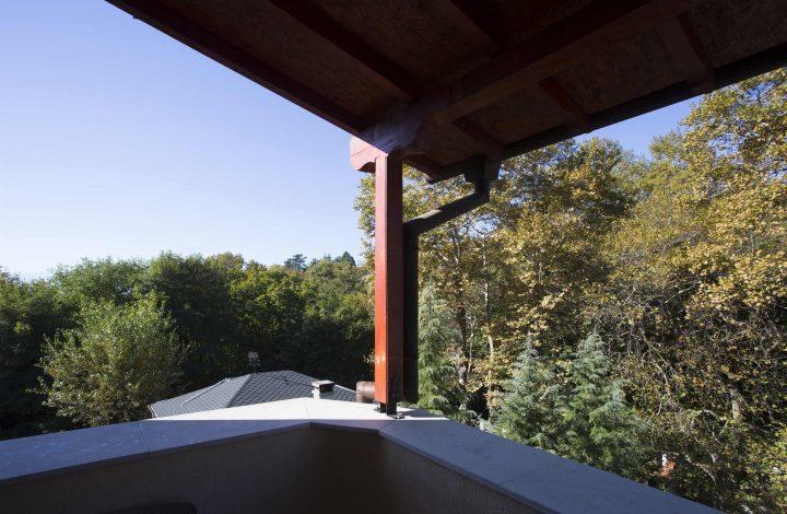Двойна стая с тераса